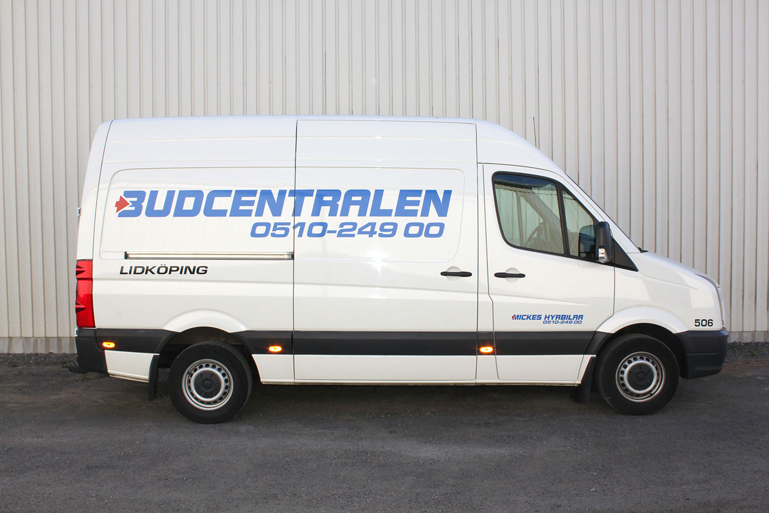 VW Crafter 12
