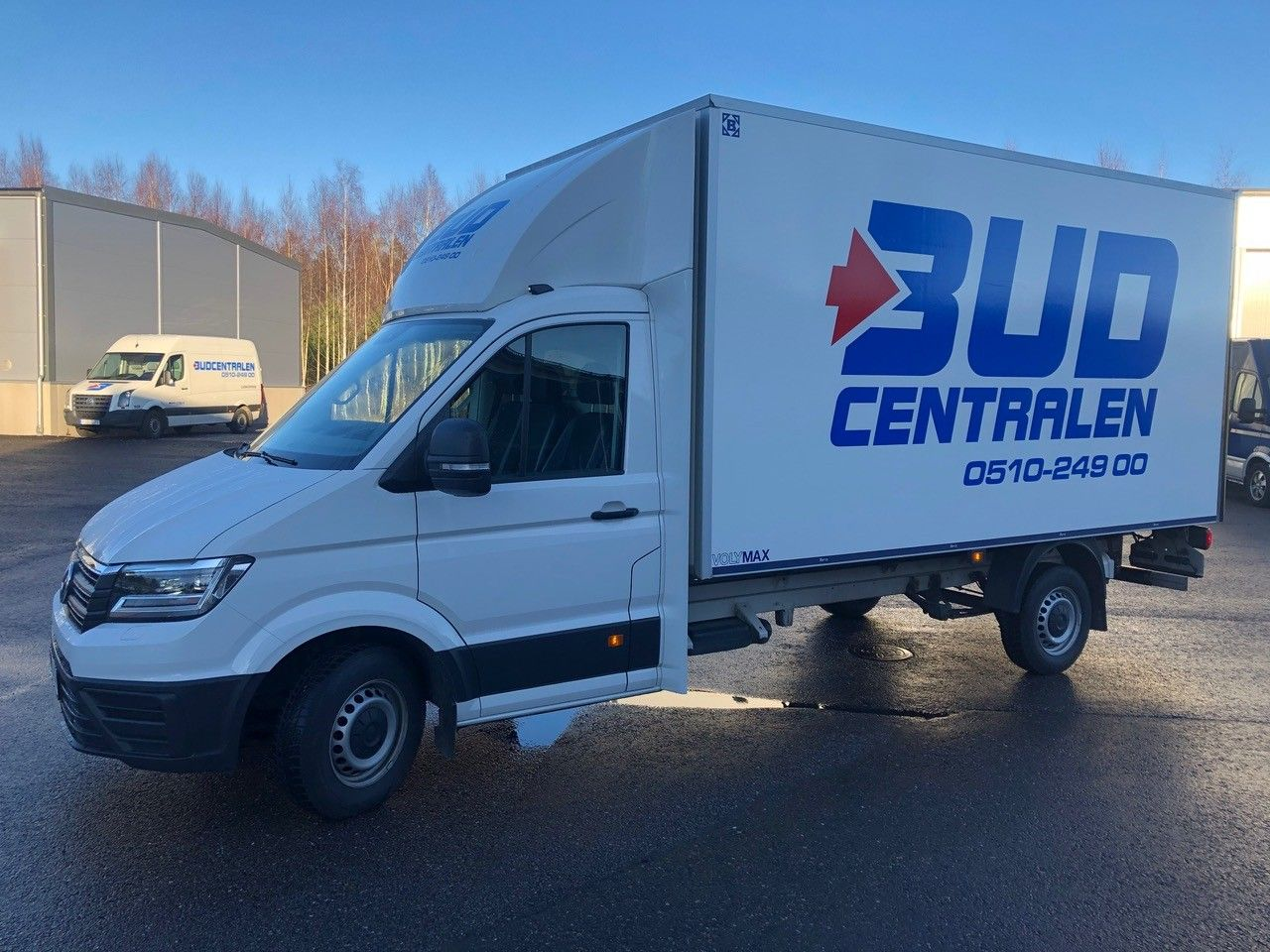 VW Crafter 19
